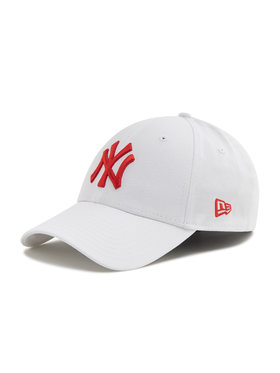 New Era New Era Șapcă League Essential 9F 60112609 Alb