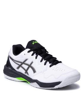 Asics Asics Pantofi Gel-Dedicate 7 1041A223 Alb