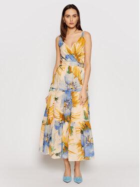 TwinSet TwinSet Sukienka wieczorowa 211MT2665 Kolorowy Regular Fit