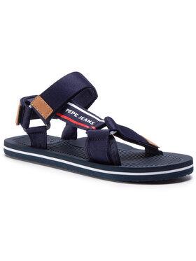 Pepe Jeans Pepe Jeans Sandalen Pool Basic Men PMS90081 Dunkelblau