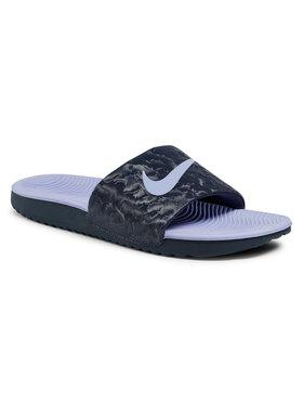 Nike Nike Šlepetės Kawa Slide (GS/PS) 819352 405 Juoda