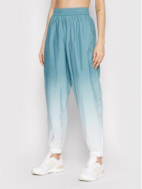 adidas adidas Pantalon jogging adicolor 3D Trefoil GN2850 Vert Loose Fit