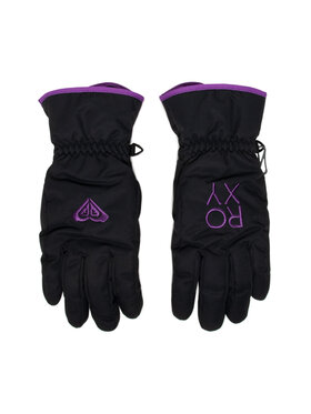 Roxy Roxy Skijaške rukavice ERJHN03191 Crna