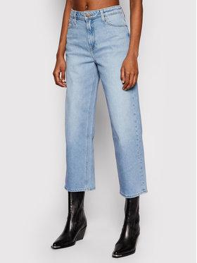 Lee Lee Jeans L30SMWKP Blau Wide Leg