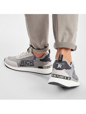 John Richmond John Richmond Sneakersy 3123/CP B Sivá