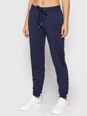 Trussardi Trussardi Spodnie dresowe 56P00294 Granatowy Slim Fit