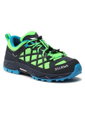 Salewa Salewa Trekingová obuv Jr Wildfire 64007-5810 Zelená