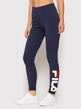 Fila Fila Leggings Flex 2.0 682098 Bleu marine Slim Fit