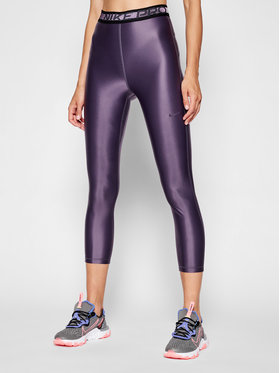 Nike Nike Leggings Pro DA0570 Violett Tight Fit