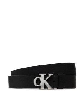 Calvin Klein Jeans Calvin Klein Jeans Pasek Męski Mono Hardware Shadow Belt 35mm K50K507178 Czarny