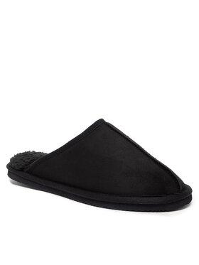 Jack&Jones Jack&Jones Pantofole Jfwdudely Microfiber 12170309 Nero
