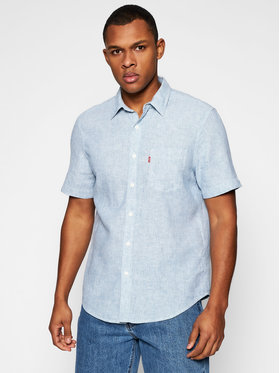 Levi's® Levi's® Ing Classic Standard 86627-0048 Kék Regular Fit