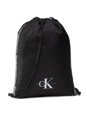 Calvin Klein Jeans Calvin Klein Jeans Plecak Drawstring K50K505814 Czarny