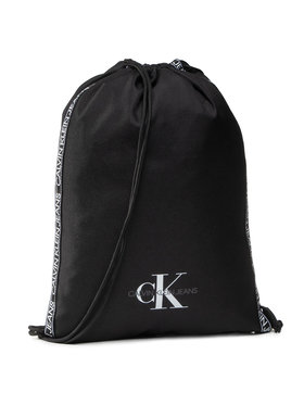 Calvin Klein Jeans Calvin Klein Jeans Раница Drawstring K50K505814 Черен
