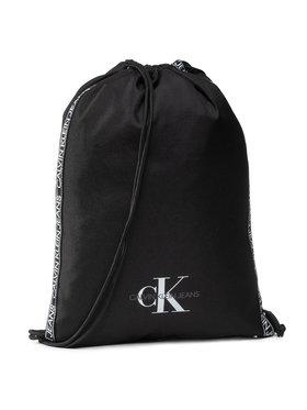 Calvin Klein Jeans Calvin Klein Jeans Σακίδιο Drawstring K50K505814 Μαύρο