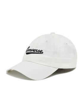 Converse Converse Czapka z daszkiem 10020863-A05 Biały