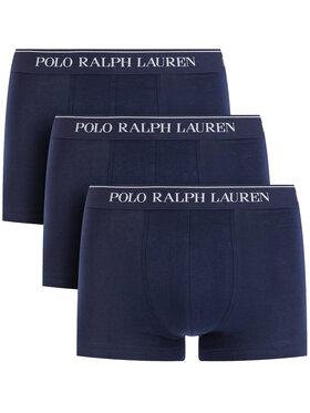 Polo Ralph Lauren Polo Ralph Lauren Lot de 3 boxers 714513424 Bleu marine