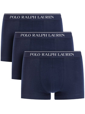 Polo Ralph Lauren Polo Ralph Lauren Set 3 perechi de boxeri 714513424 Bleumarin