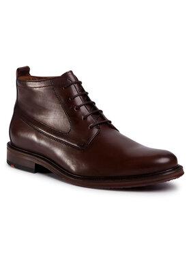 Lloyd Lloyd Šnurovacia obuv Orco 20-720-04 Hnedá