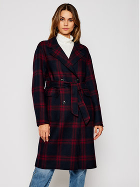 Tommy Hilfiger Tommy Hilfiger Trench-coat Heavy Weight WW0WW28624 Multicolore Regular Fit