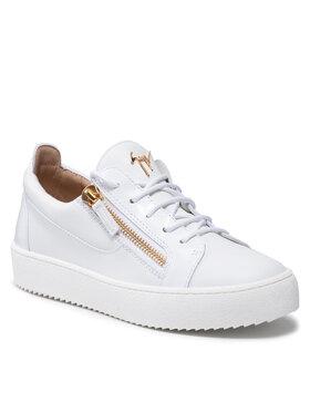 Giuseppe Zanotti Giuseppe Zanotti Sneakersy RW00017 007 Biela