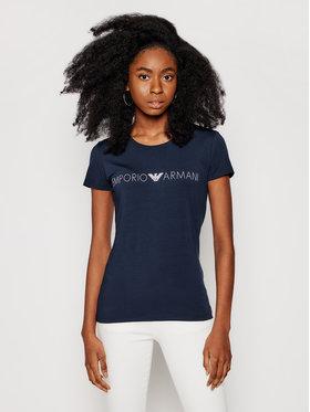 Emporio Armani Underwear Emporio Armani Underwear Póló 163139 1P227 00135 Sötétkék Regular Fit