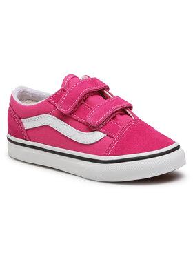 Vans Vans Sneakers aus Stoff Old Skool V VN0A38JN32C1 Rosa