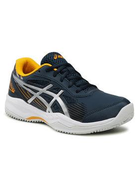 Asics Asics Chaussures Gel-Game 8 Clay/Oc Gs 1044A024 Bleu marine