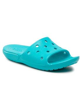 Crocs Crocs Šľapky Classic Crocs Slide K 206396 Modrá