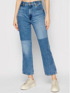 Wrangler Wrangler Jeans Wild West 603 W2H2SF260 Blau Straight Fit