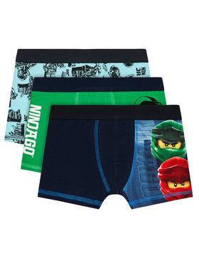LEGO Wear LEGO Wear Lot de 3 boxers 12010133 Multicolore