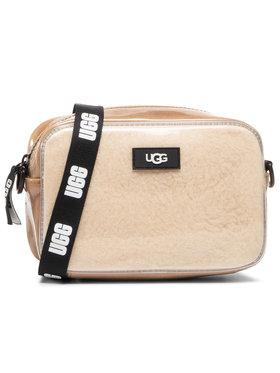 Ugg Ugg Дамска чанта W Janey II Clear Sheepskin 1116183 Кафяв