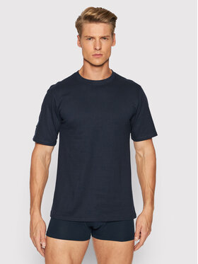 Henderson Henderson T-Shirt T-Line 19407 Granatowy Regular Fit