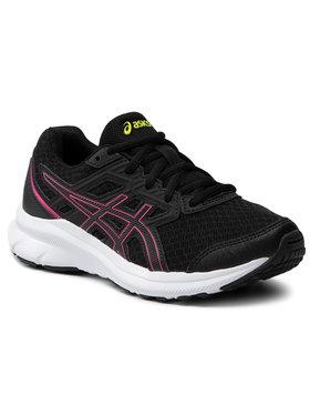 Asics Asics Обувки Jolt 3 Gs 1014A203 Черен