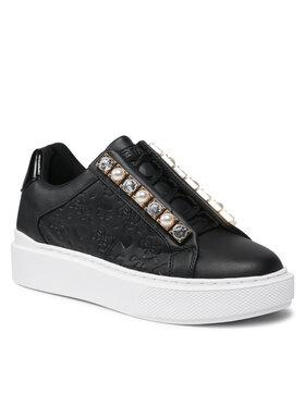 Guess Guess Sneakersy FL8HAY FAL12 Černá