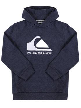 Quiksilver Quiksilver Felpa Big Logo EQBFT03593 Blu scuro Regular Fit
