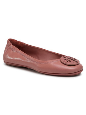 Tory Burch Tory Burch Ballerinas Minnie Travel Ballet 79520 Rosa