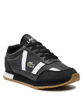 Lacoste Lacoste Sneakersy Partner 0121 1 Suj 7-42SUJ0001312 Čierna