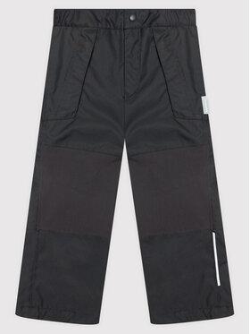 Reima Reima Spodnie outdoor Lento 522267 Czarny Regular Fit