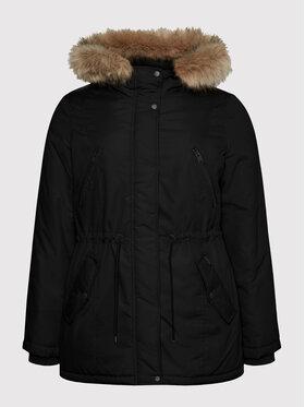 Vero Moda Curve Vero Moda Curve Куртка парка Agnesbeate 10248654 Чорний Regular Fit