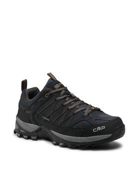 CMP CMP Bakancs Rigel Low Trekking Shoes Wp 3Q13247 Fekete