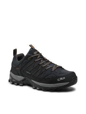CMP CMP Trekkingi Rigel Low Trekking Shoes Wp 3Q13247 Czarny