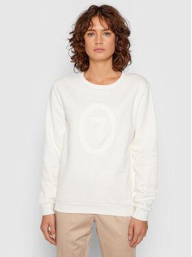 Trussardi Trussardi Sweatshirt 56F00169 Beige Regular Fit