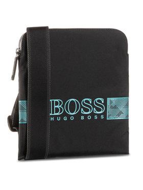 Boss Boss Τσαντάκι Pixel O 50434814 Μαύρο