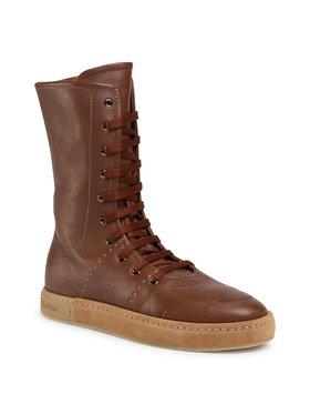Max Mara Max Mara Zimske čizme Tommy 476603076 Smeđa