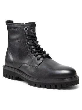 Pepe Jeans Pepe Jeans Bakancs Trucker Boot PMS50213 Fekete