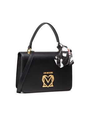 LOVE MOSCHINO LOVE MOSCHINO Дамска чанта JC4209PP1DLL0000 Черен