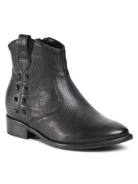 Gino Rossi Gino Rossi Členková obuv 4572-02 Čierna