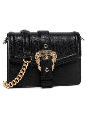 Versace Jeans Couture Versace Jeans Couture Дамска чанта E1VZABF6 Черен