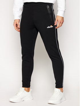 Ellesse Ellesse Teplákové kalhoty Diruta SXG09897 Černá Regular Fit